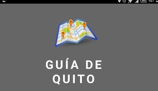 Guía de Quito – Ionic